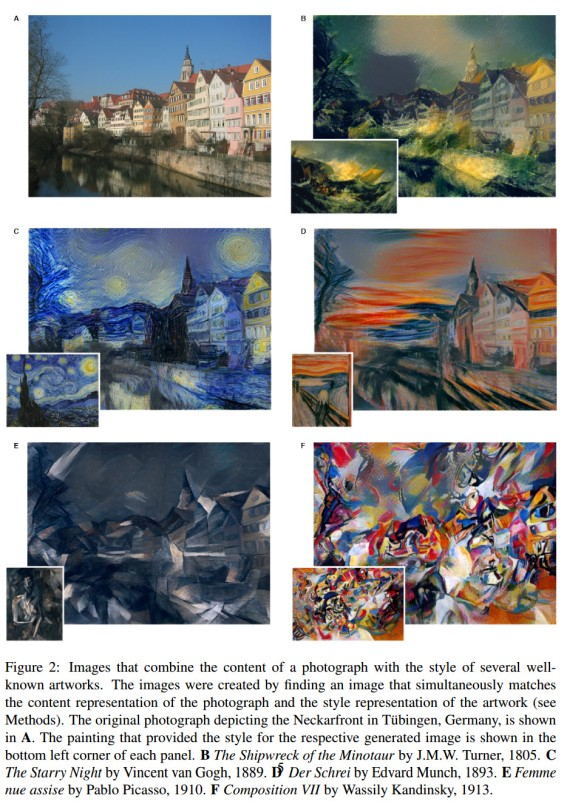 neural net art
